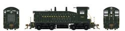 Rapido Trains Inc HO 27047 EMD SW1200 DC Silent Pennsylvania PRR #7925