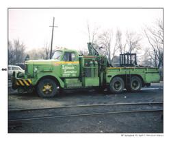 Morning Sun Books 'Soft Cover' 7545 Railroad Truck Color Portfolio Volume 1: A-I