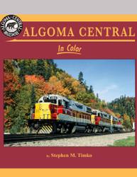 Morning Sun Books 1571 Algoma Central In Color
