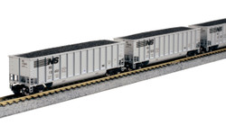 Kato N 106-4630 BethGon Coalporter 8-Car Set Norfolk Southern NS