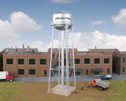 Walthers Cornerstone HO 933-3550 Municipal Water Tower - Kit