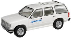 Atlas HO 30000135 1993 Ford Explorer Santa Fe ATSF