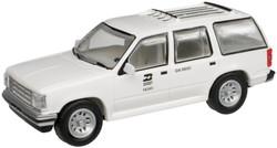 Atlas HO 30000136 1993 Ford Explorer Burlington Northern BN