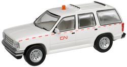 Atlas HO 30000137 1993 Ford Explorer Canadian National CN