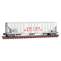 Micro Trains Line N 099 00 300 3-Bay Covered Hopper Union Pacific UP #14521