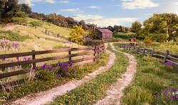 Woodland Scenics A2981 HO Log Fence