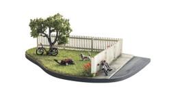 Woodland Scenics A2984 HO Picket Fence