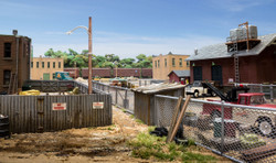 Woodland Scenics A2985 HO Privacy Fence