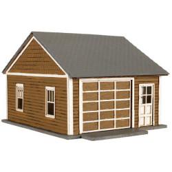 Atlas HO 735 Kim's Classic Home Garage - Kit - 2 Garages per package