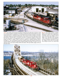 Morning Sun Books 1729 Soo Line-Milwaukee Road Merger In Color Volume 2: More Pre-Merger Milwaukee and the Merged Soo Line