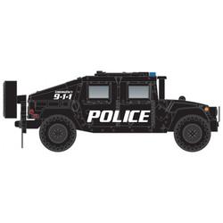 Micro Trains Line N 499 45 955 Humvee Vehicle - 2 Pack - Police