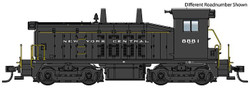 Walthers Mainline HO 910-10661 EMD SW7 Locomotive DCC Ready New York Central NYC #8890
