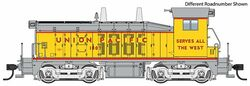 Walthers Mainline HO 910-10662 EMD SW7 Locomotive DCC Ready Union Pacific UP #1808