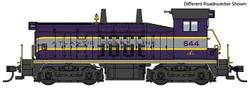 Walthers Mainline HO 910-20651 EMD SW7 Locomotive with ESU DCC/LokSound Atlantic Coast Line ACL #647