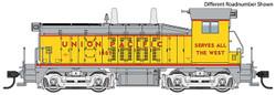 Walthers Mainline HO 910-20663 EMD SW7 Locomotive with ESU DCC/LokSound  Union Pacific UP #1821