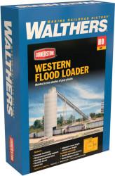 Walthers Cornerstone HO 933-3089 Western Flood Loader - Kit
