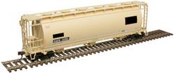 Atlas Master HO 20005766 ACF 3-Bay Covered Hopper Rail Logistics 'Patch Out' EAFX #5120