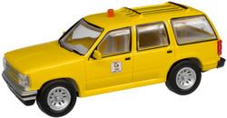 Atlas N 60000139 1993 Ford Explorer Guilford Rail System - 2 Pack