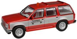 Atlas N 60000140 1993 Ford Explorer RJ Corman - 2 Pack