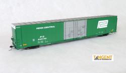 Tangent Scale Models HO 25027-03 Greenville 86' Double Plug Door Box Car 'Original 1968' Penn Central PC #295148