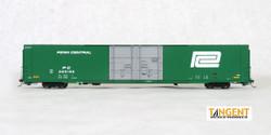 Tangent Scale Models HO 25027-04 Greenville 86' Double Plug Door Box Car 'Original 1968' Penn Central PC #295150