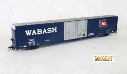 Tangent Scale Models HO 25034-05 Greenville 86' Double Plug Door Box Car 'Original 1964' Wabash WAB #55073