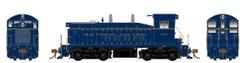 Rapido Trains Inc HO 27001 EMD SW1200 DC Silent Baltimore & Ohio 'Delivery Scheme' B&O #9614