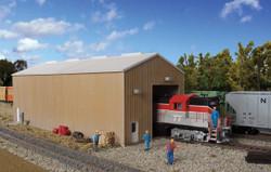Walthers Cornerstone HO 933-2985 Modern Single-Track Engine House - Kit