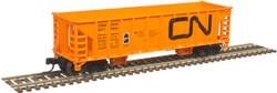 Atlas Master N 50005476 41' Ballast Hopper Canadian National 3-Pack CN #900013, #900046, #900376