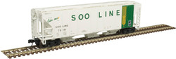 Atlas Master N 50005554 PS 4427 Covered Hopper Soo Line 'Colormark' SOO #70193
