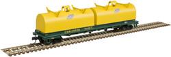 Atlas Master N 50005717 Evans 48' Cushion Coil Car Chicago & North Western CNW #39536
