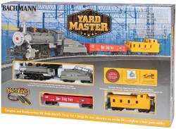 Bachmann HO 00761 The Yard Master - Union Pacific Steam Train Set