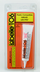 Labelle 106 All Scales Plastic Compatible Micro Gear Grease with PTFE – 1/2 oz., 14.9 mL