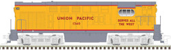 Atlas Master HO 10003532 Silver Series Fairbanks Morse H15-44 Locomotive DCC Ready Union Pacific 'Serves All The West' UP #1329