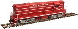 Atlas Master HO 10003535 Gold Series Fairbanks Morse H15-44 Locomotive with DCC/ESU LokSound Rock Island RI #400