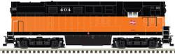Atlas Master HO 10003539 Gold Series Fairbanks Morse H16-44 Locomotive with DCC/ESU LokSound Milwaukee Road MR #428