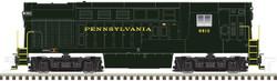 Atlas Master HO 10003545 Gold Series Fairbanks Morse H16-44 Locomotive with DCC/ESU LokSound Pennsylvania 'Green with Gold Lettering' PRR #8810