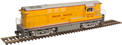 Atlas Master HO 10003549 Gold Series Fairbanks Morse H15-44 Locomotive with DCC/ESU LokSound Union Pacific 'Serves All The West' UP #1327