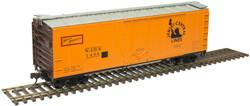 Atlas Trainman HO 20006135  40' Plug Door Box Car Jersey Central Lines CNJ #1498