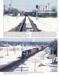 Morning Sun Books 1734 Minneapolis Northfield and Southern Railway In Color
