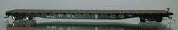 Wheels of Time HO 40111 Gunderson 'GBEC' 62' Plain-Deck Flatcar Western Pacific WP #1849