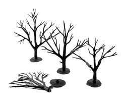 "Woodland Scenics TR1122 Tree Armatures Kit - Deciduous - 28/pkg from 3"" – 5"""