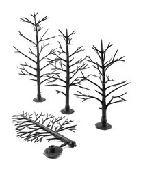 "Woodland Scenics TR1123 Tree Armatures Kit - Deciduous - 12/pkg from 5"" – 7"""