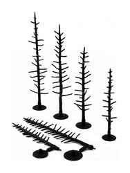 "Woodland Scenics TR1125 Tree Armatures Kit - Pine - 44/pkg from 4"" – 6"""
