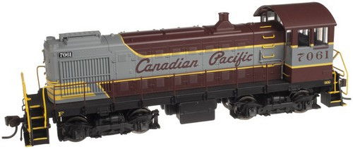 Atlas Master Silver HO 10001466 DCC Ready Alco S2 Diesel Canadian Pacific  CP #7013