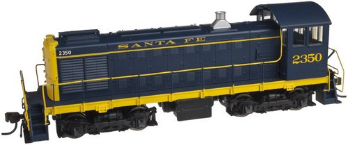 Ho Scale Atlas Master Gold Mp15dc Diesel Locomotive