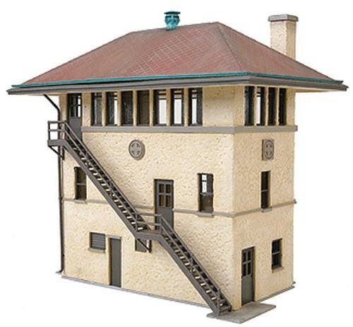 HO Walthers Cornerstone 933-3071 Interlocking Tower Kit Free Shipping