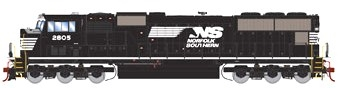 Athearn Genesis HO ATHG69217 DCC Ready SD75M Norfolk Southern NS #2805