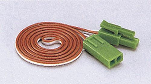 "Kato N/HO Unitrack 24-826 Extension Cord 35"" 1 pair"
