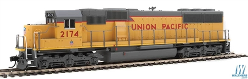 Walthers HO Mainline EMD SD60 DCC Ready Union Pacific UP 2174